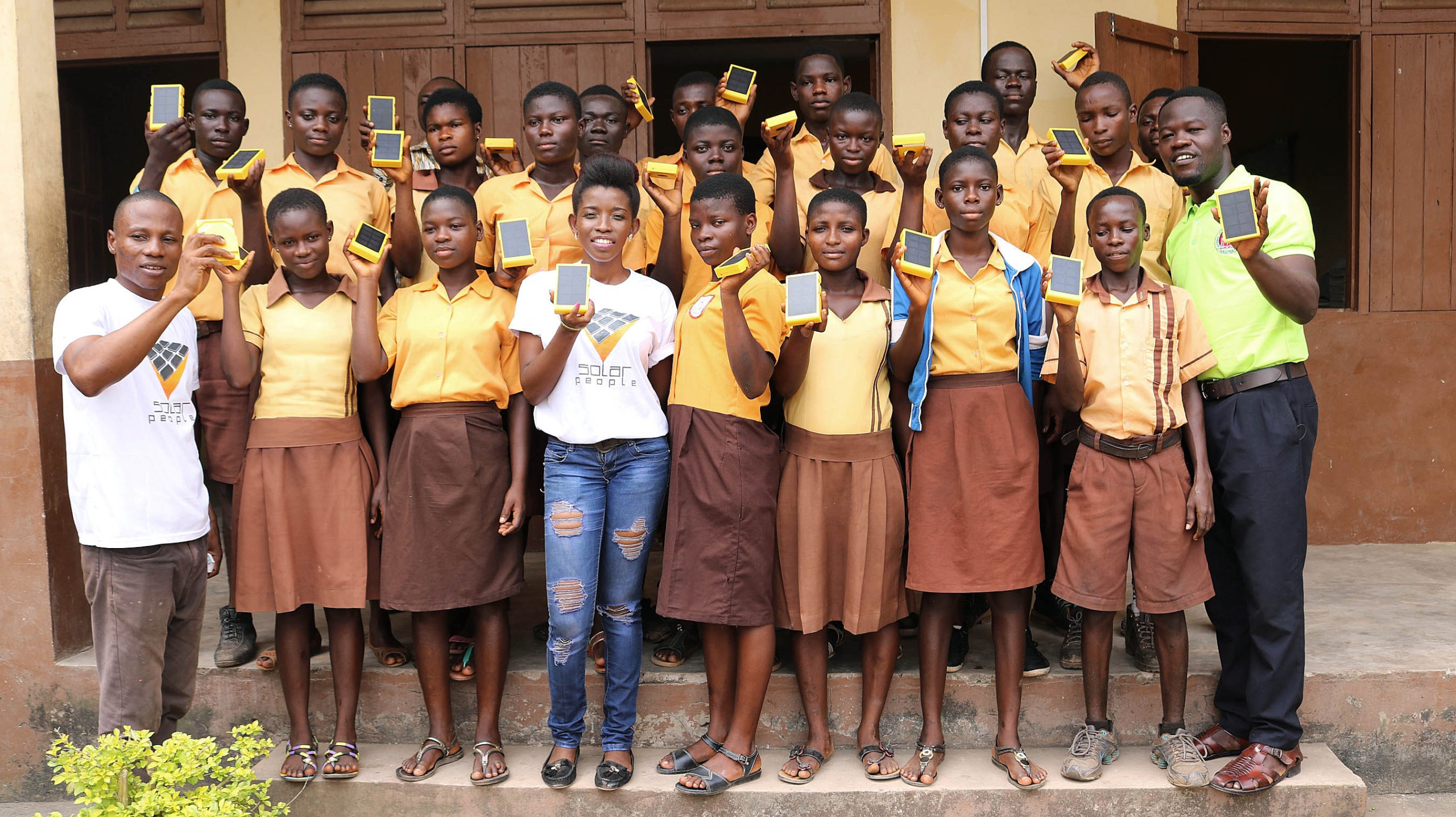 SOLAR 4 GIRLS PROJECTS